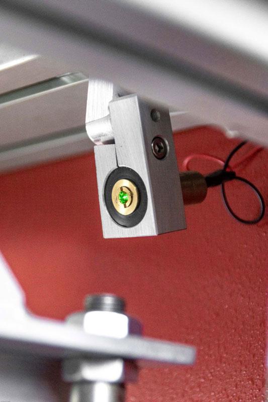Indicatore-Laser-x-ITEK