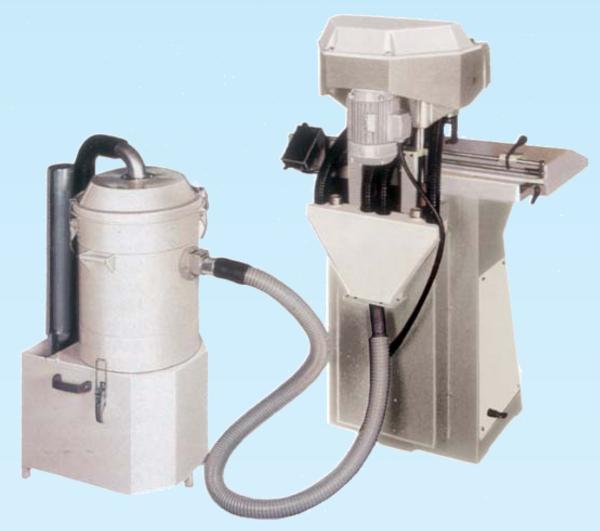 aspiratore DM4 optional